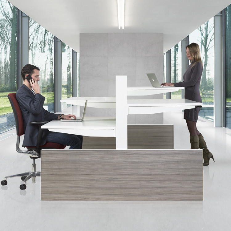 Boosting Productivity At Work May Be Simple: Stand Up - D'Doubles Pte Ltd