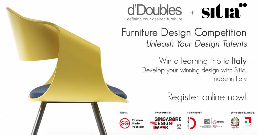Furniture Design Competition Unleash Your Design Talents