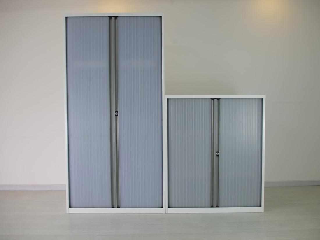 Tambour Door Cabinet D Doubles Pte Ltd Furniture