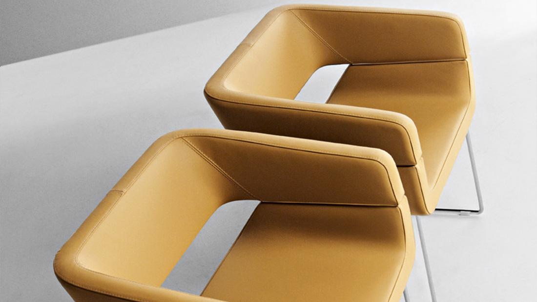 Matrix Trendy Swivel Armchair D Doubles Pte Ltd Furniture